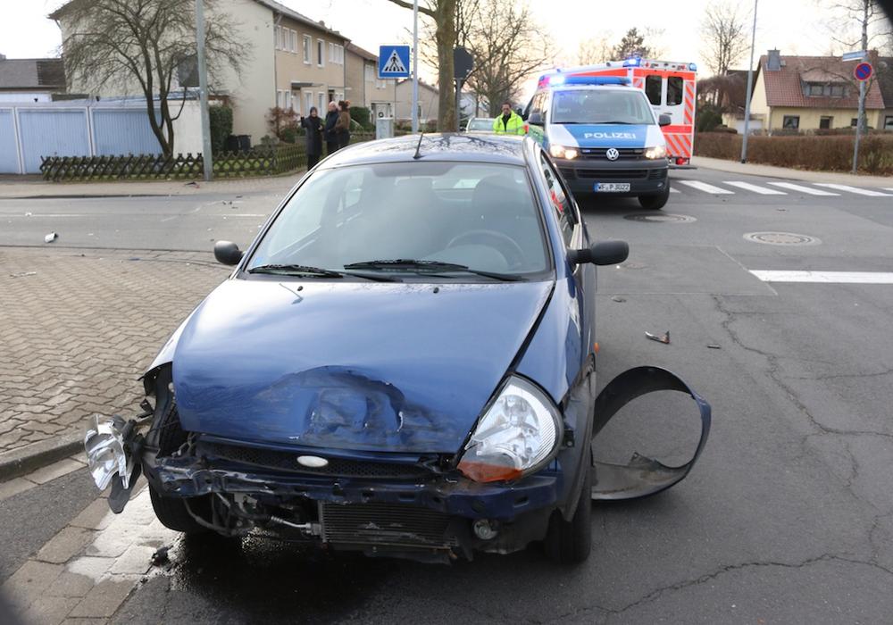 Polizei Peine verzeichnet den höchsten Wert an Unfällen der letzten sieben Jahre. Foto: Werner Heise
