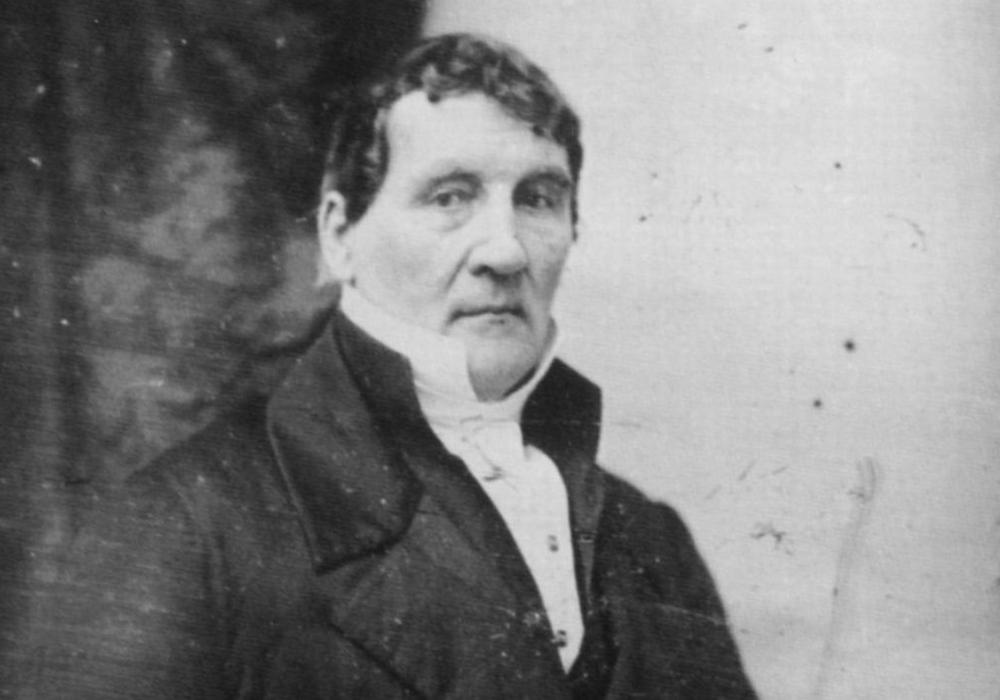 Porträt des Kompionisten Louis Spohr um 1845. Quelle: Stadt Braunschweig