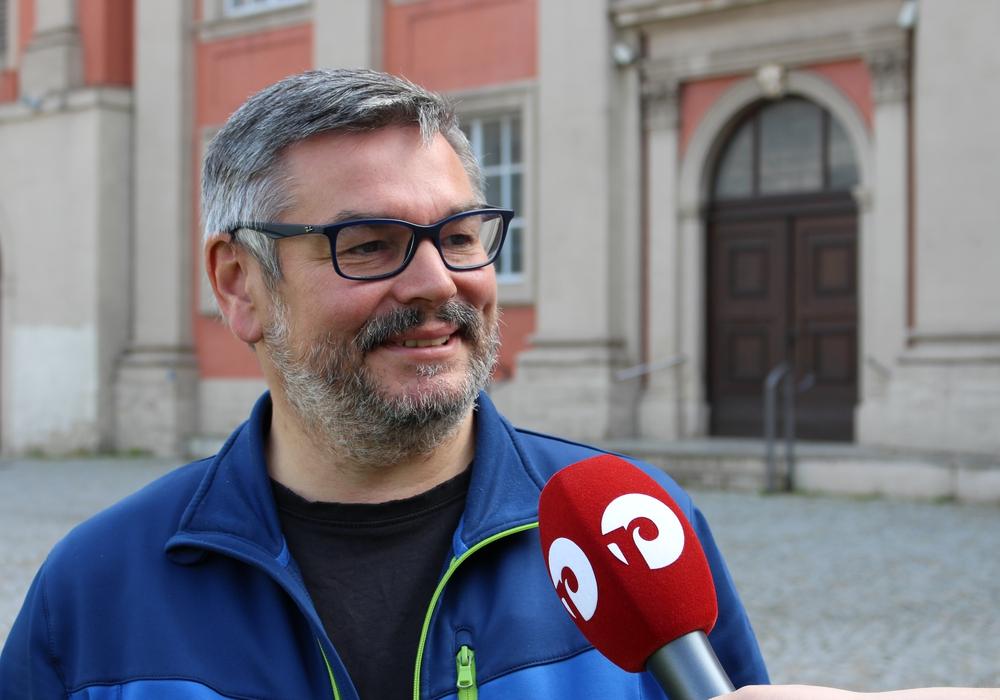 Im Juni 2017 legte Brix sein Ratsmandat für die Grünen nieder. Ein Jahr später ist er mit neuer politischer Heimat wieder aktiv. Foto: Archiv
