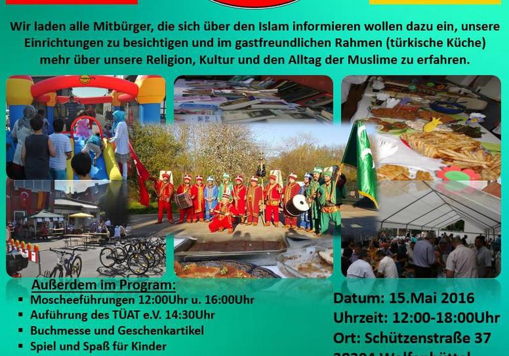 Foto:  DITIB-Türkisch-Islamische Gemeinde zu Wolfenbüttel e.V.