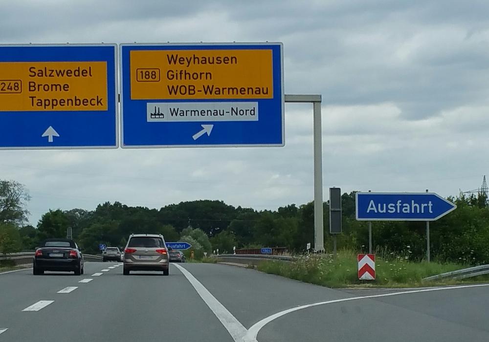Aktuell endet die A 39 bei Wolfsburg. 2018/2019 soll der erste Spatenstich für den Weiterbau erfolgen. Foto: Eva Sorembik