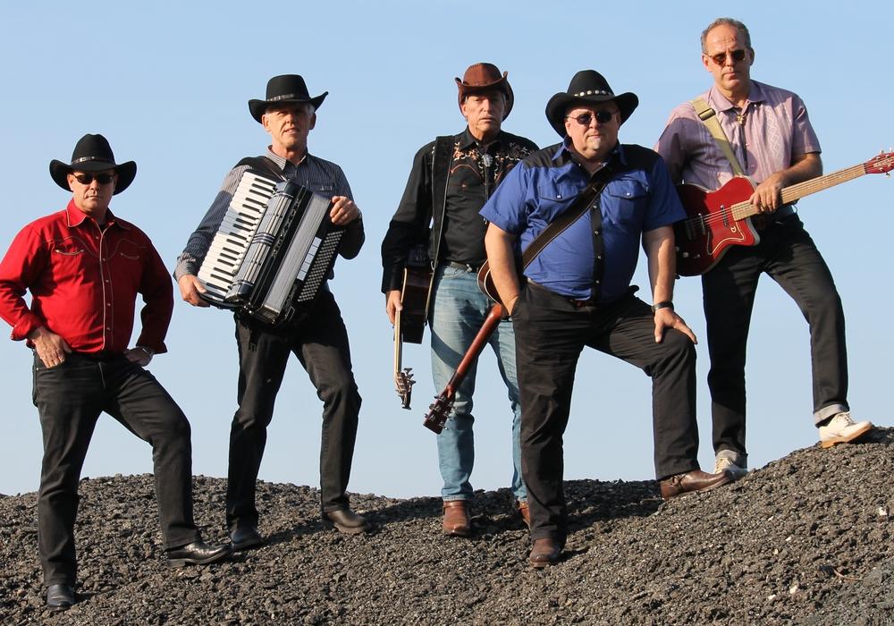 Die Codycasters spielen ehrliche Countrymusik. Foto: Codycasters