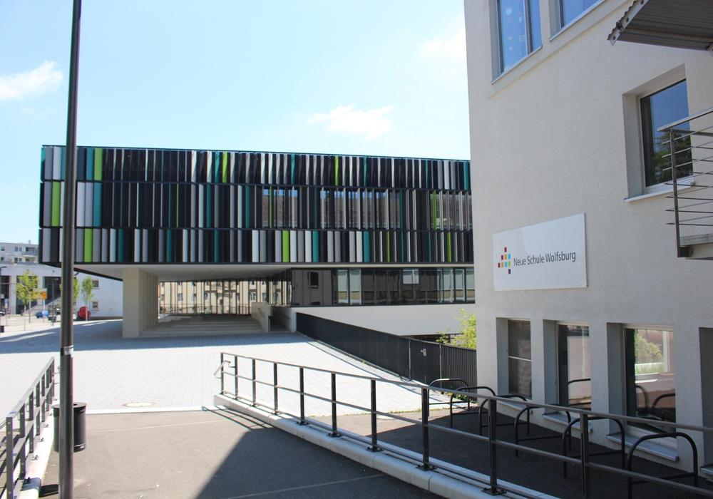 Die Neue Schule in Wolfsburg. (Archivbild)