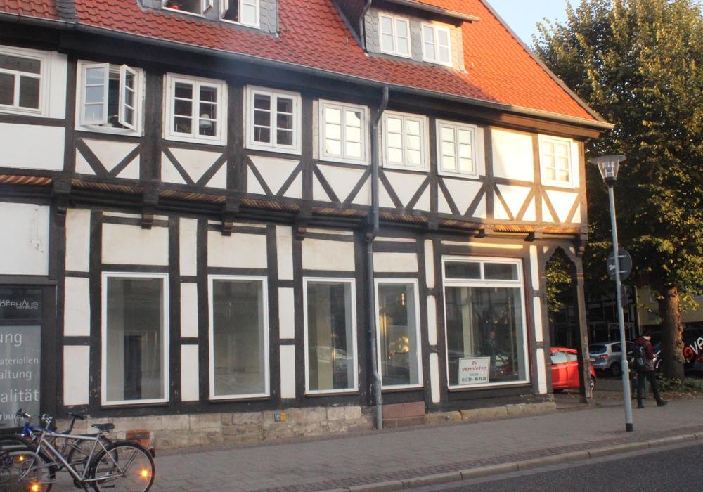 """In der Breiten Herzogstraße kann schon bald ein """"Jugend- und Kultur-Café"""" entstehen. Foto: Anke Donner"""