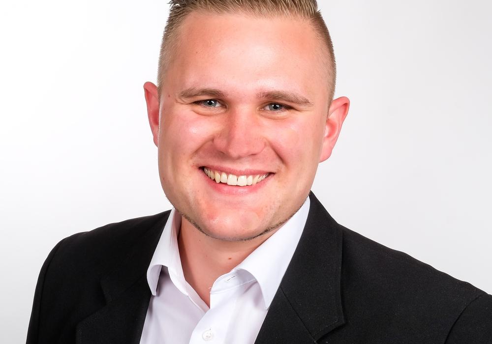 Christoph Ponto, Vorsitzender der Jungen Union Landesverband Braunschweig. Foto: Privat