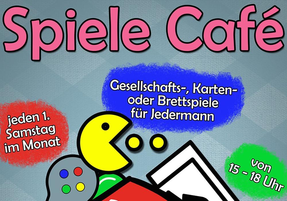 """Das Spielecafé der Freiwilligenagentur findet im """"C83"""" statt. Grafik: Freiwilligenagentur"""