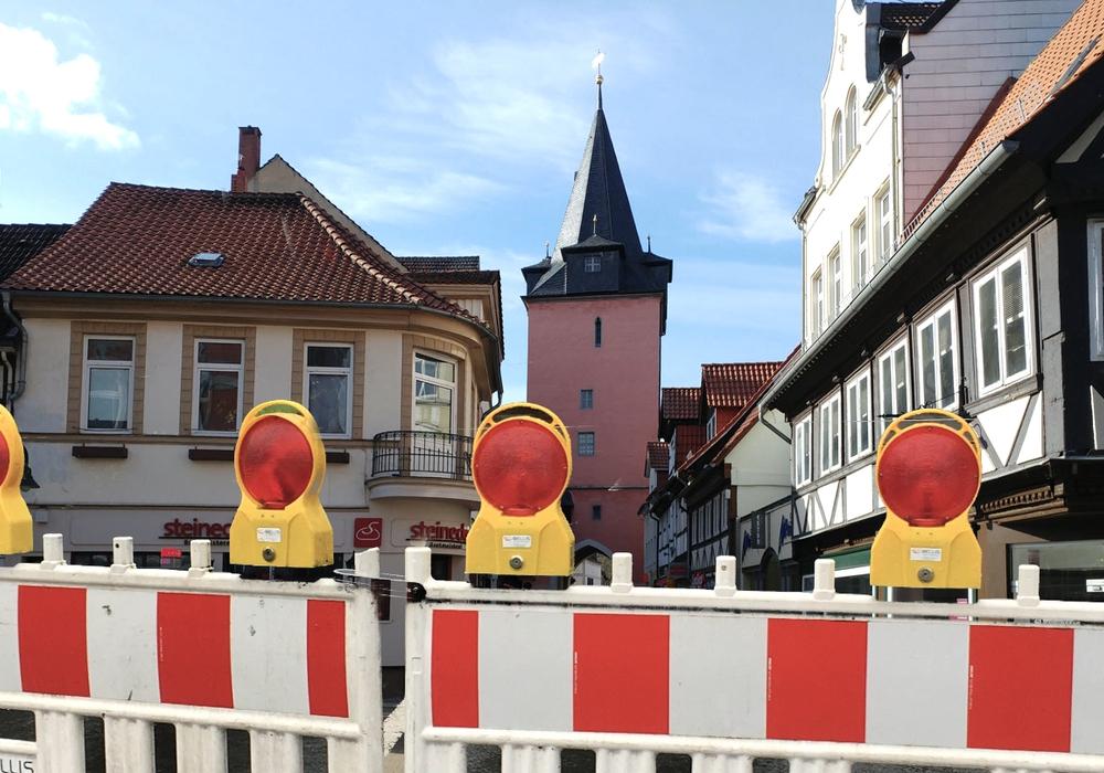 Ab dem 30. August kommt es zu Verkehrseinschränkungen im Innenstadtbereich. Symbolfoto: Alexander Panknin/Archiv
