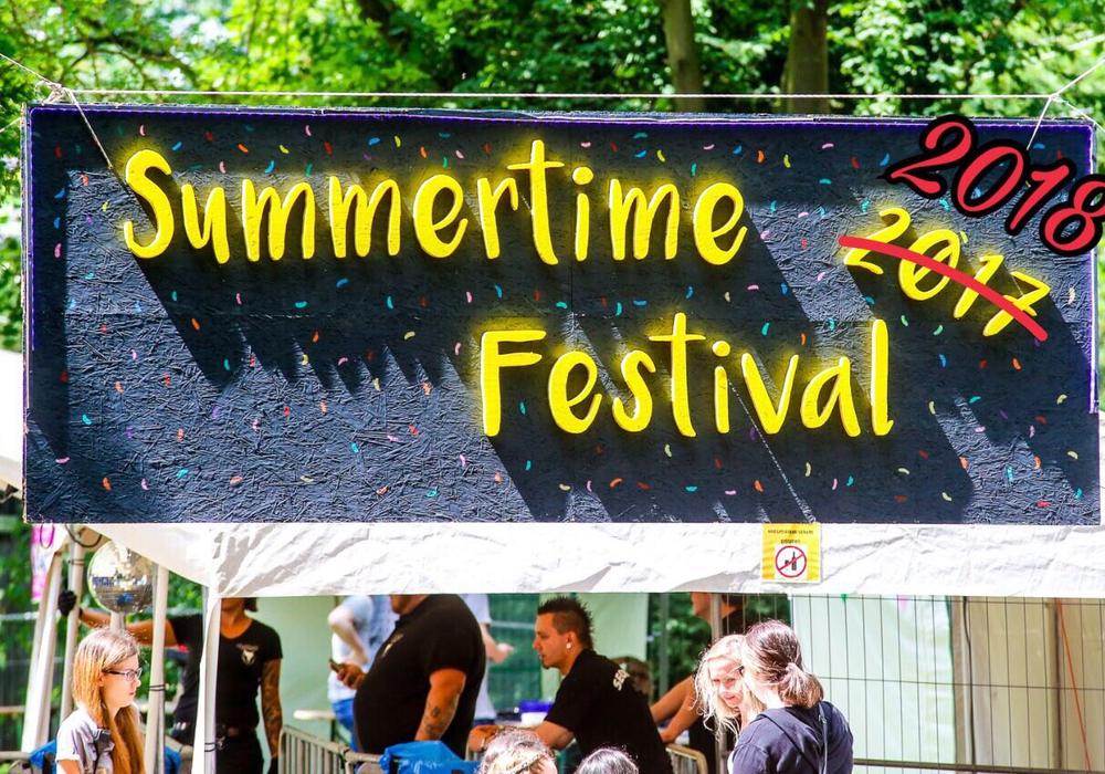 Jetzt Karten für das nächsten Summertime-Festival kaufen. Foto: Stadt Wolfenbüttel/Nick Wenkel