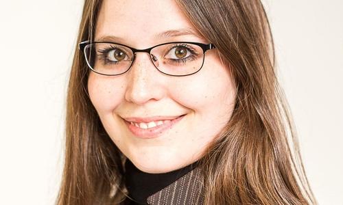 Annika Naber (Grüne), glaubt, dass ein neuer Männerbeauftragter, der eine Frau im Gleichstellungsreferat ersetze, eher zur Schwächung des Referats führe. Foto: Grüne