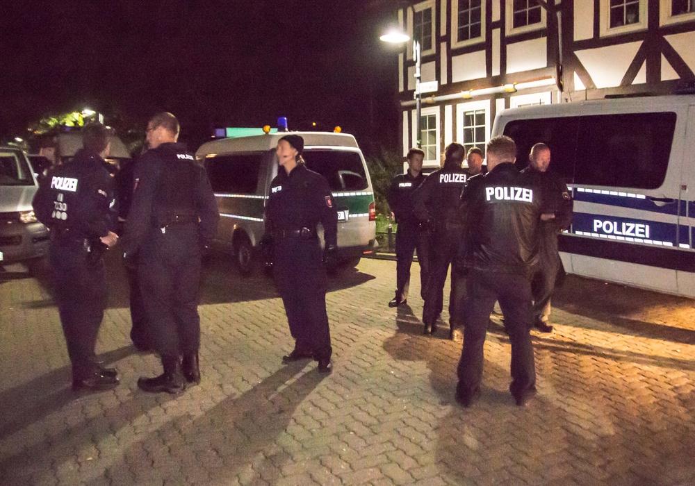 Auf dem Altstadtfest soll es zu einer Festnahme gekommen sein. Foto: Karliczek