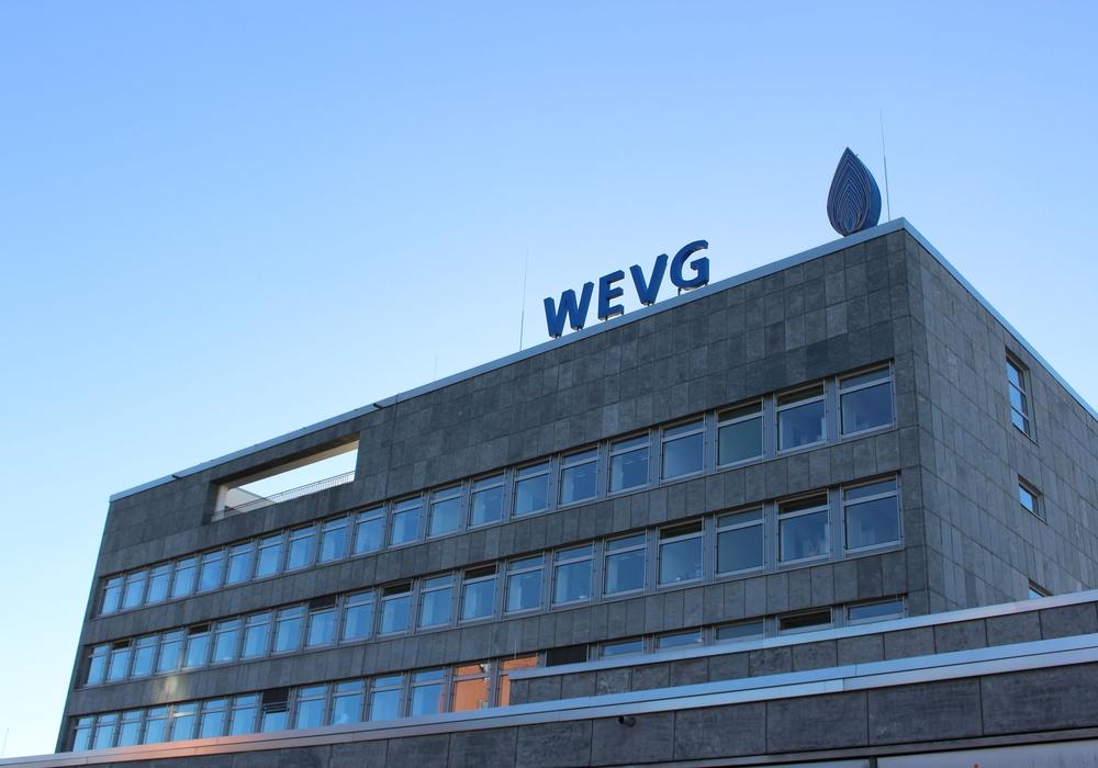 Das Gebäude der WEVG. Foto: Alexander Panknin