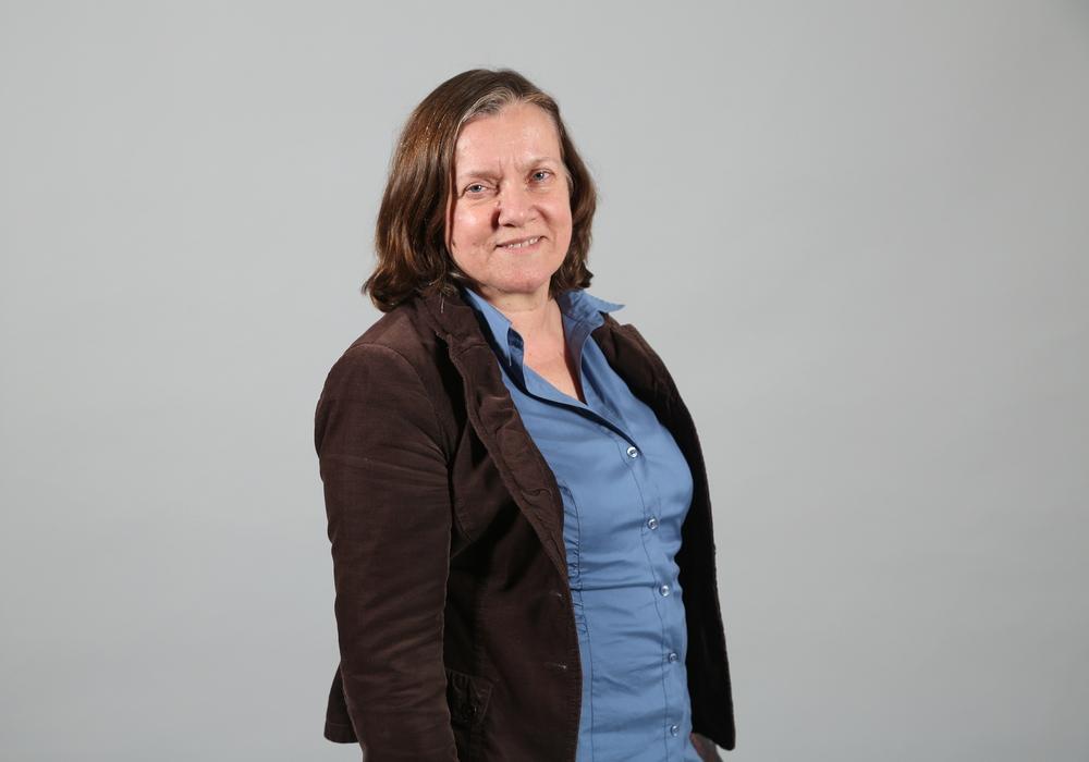 Schüler des Gymnasiums Hoffmann- von-Fallersleben-Schule nominierten ihre Lehrerin Dagmar Vakalopoulos für die Auszeichnung mit dem Deutschen Lehrerpreis. Foto: Deutscher Lehrerpreis