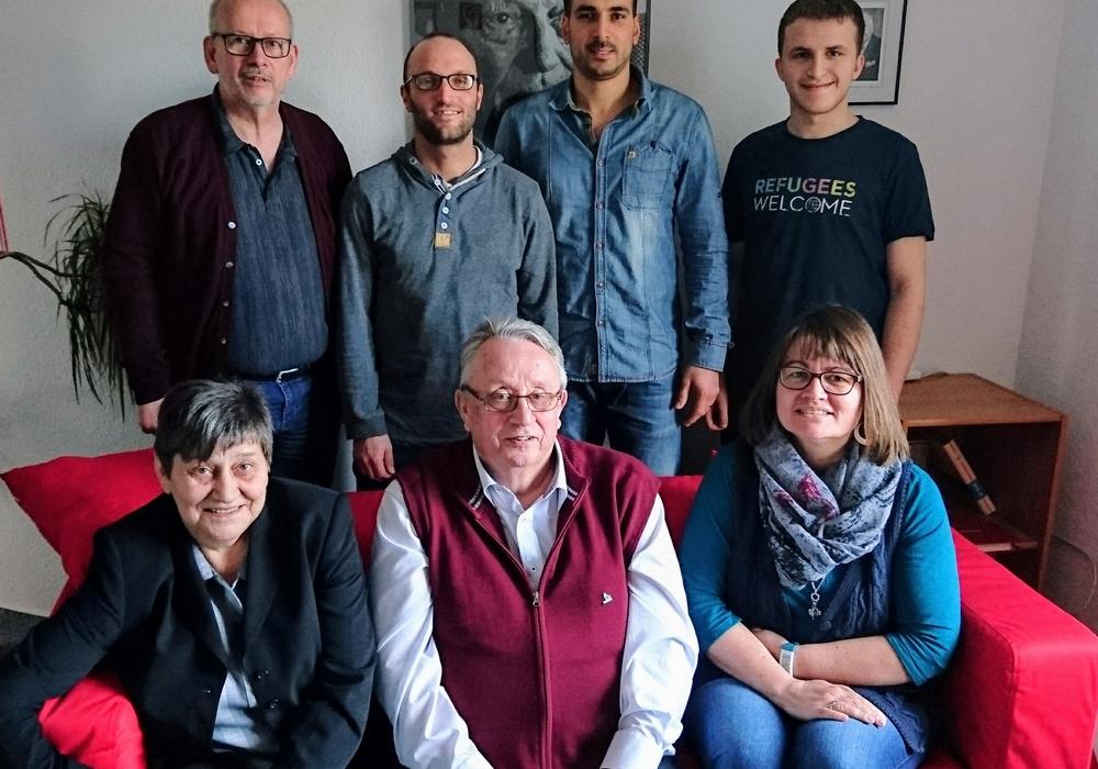 Der neue Vorstand Fotos: SPD Ortsverein Wolfsburg-Stadtmitte