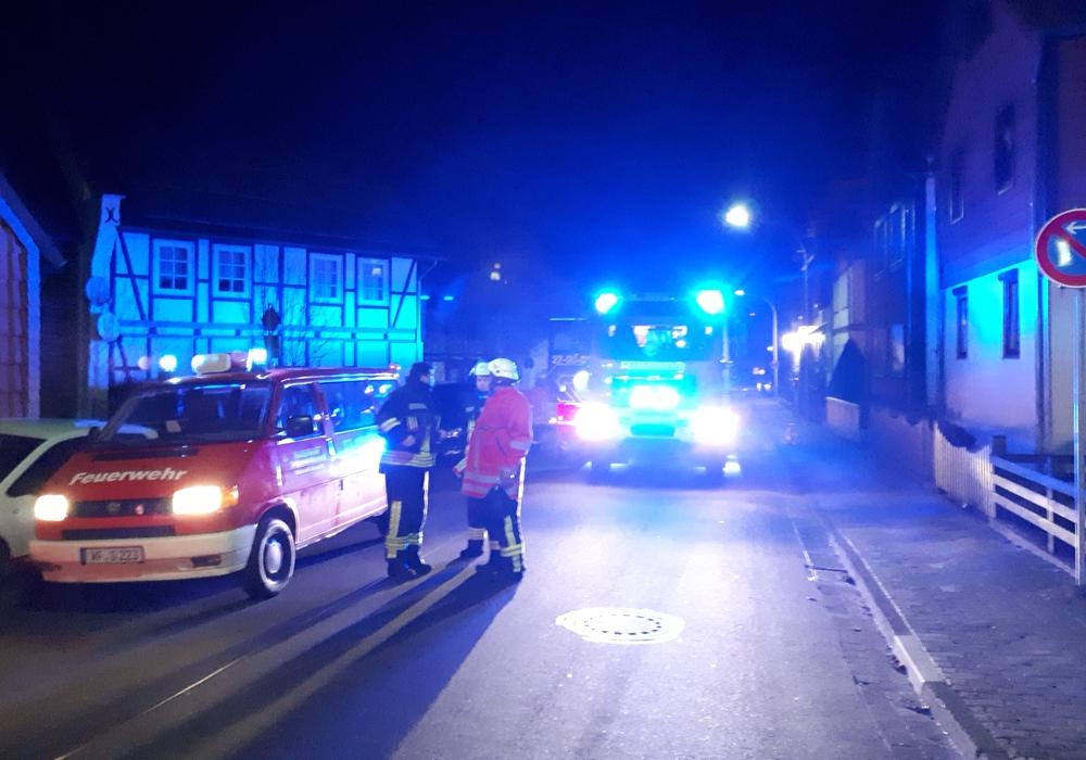 Fotos: Feuerwehr Schöppenstedt