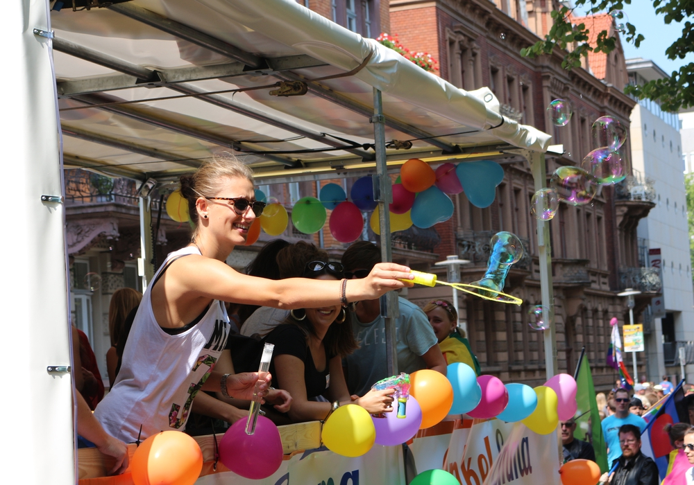 """Am Samstagmittag heißt es in der Braunschweiger Innenstadt """"Gay for one Day"""". Archivfoto: regionalHeute.de"""
