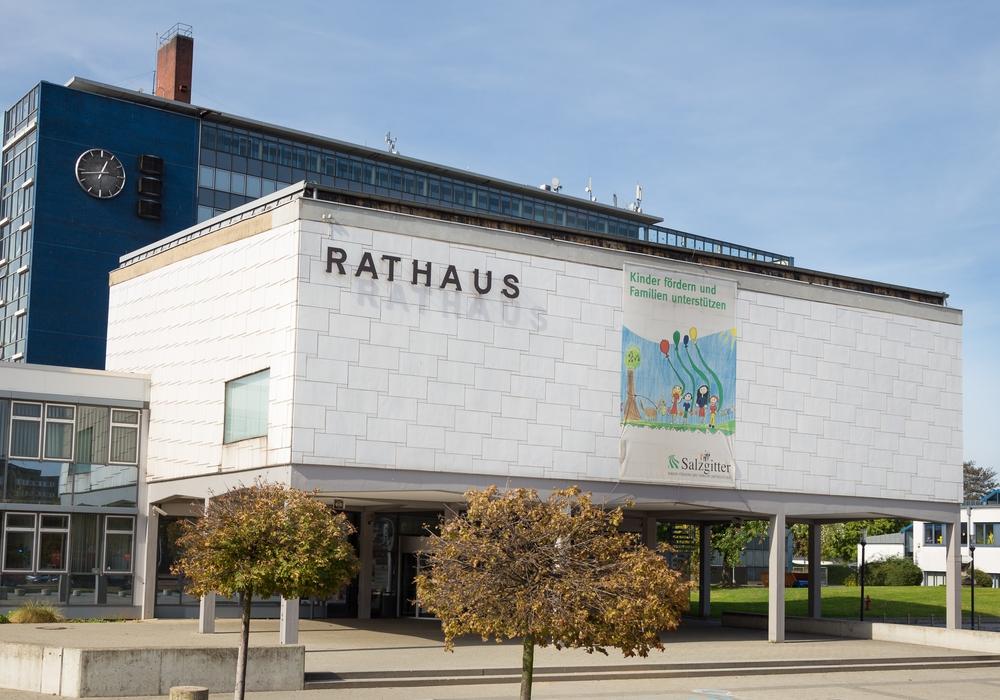 Das Rathaus in Lebenstedt. Foto: Alexander Panknin