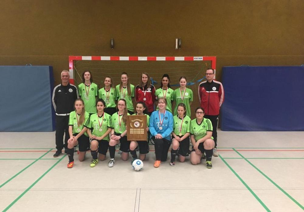 Großer Erfolg für die B-Juniorinnen des VfB Peine. Foto: privat