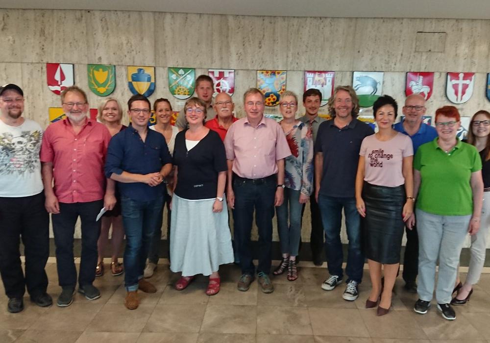 Die Fraktionen waren sich einig. Foto: SPD