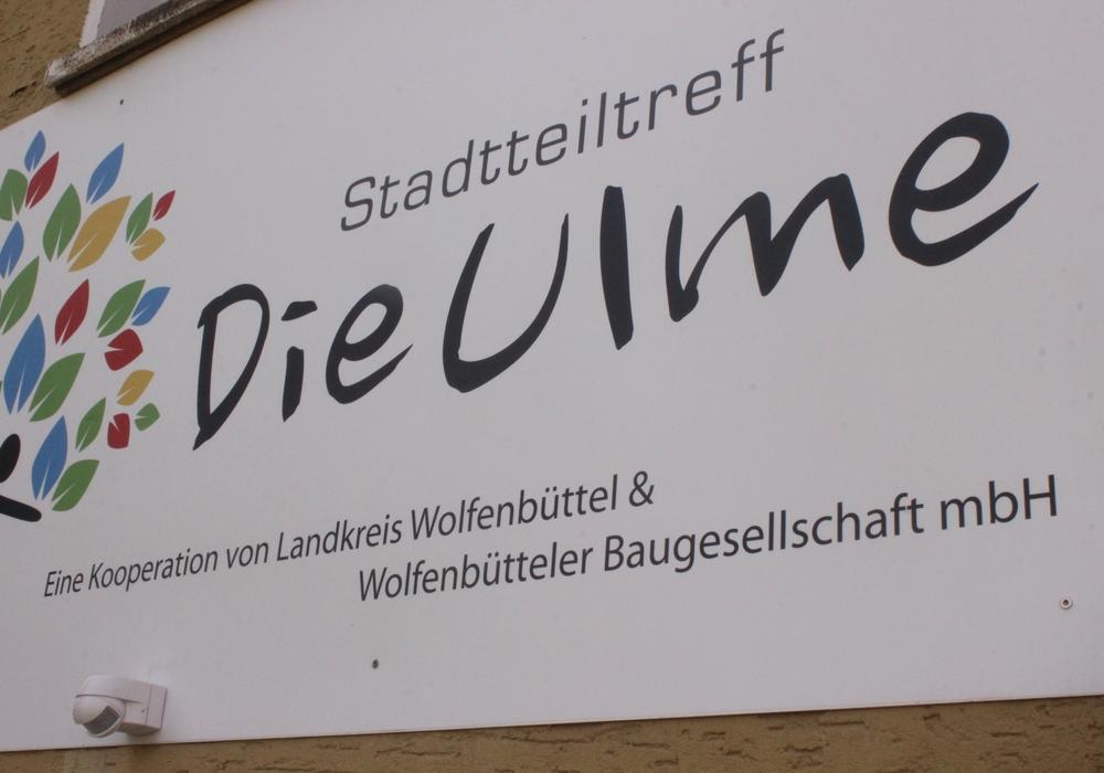 """Der Stadtteiltreff """"Die Ulme"""" lädt zu einem Vortrag ein. Foto: Anke Donner"""