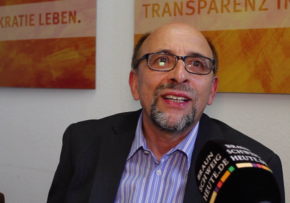 BIBS-Fraktionsvorsitzender Dr. Wolfgang Büchs. Foto: Archiv/Christina Balder