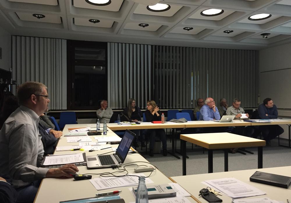 Rüdiger Wohltmann ließ die Sachstandsberichte im Bauausschuss absetzten. Foto: Anke Donner