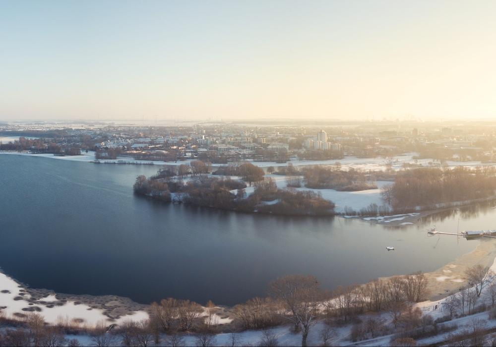 Die Bürgerbeteiligung für die Entwicklung des Salzgittersees geht Ende März weiter. Foto: André Kugellis/Stadt Salzgitter