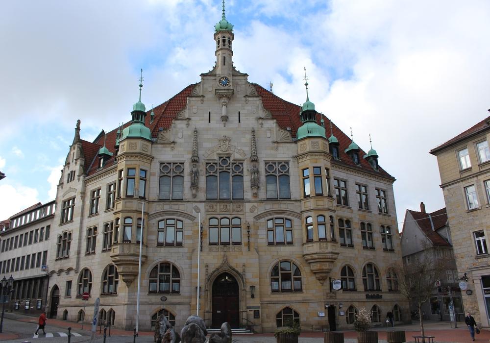 Rathaus Helmstedt, Foto: Christoph Böttcher
