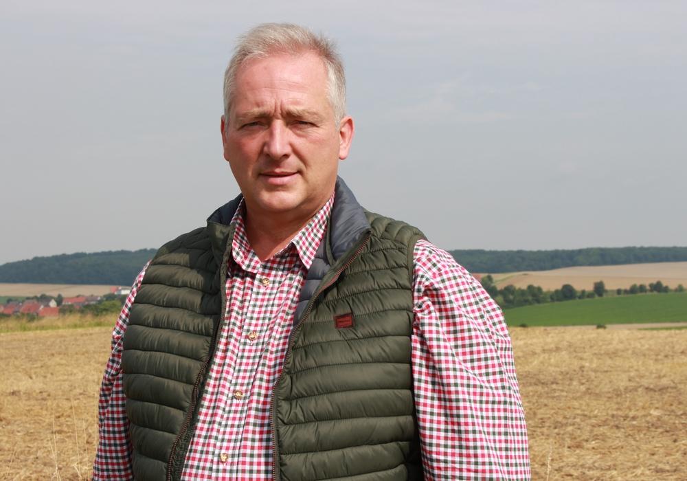 Frank Oesterhelweg sieht Handlungsbedarf in Sachen Hochwasserschutz. Was sagen die anderen Abgeordneten zu seinen Forderungen? Foto: Nadine Munski-Scholz