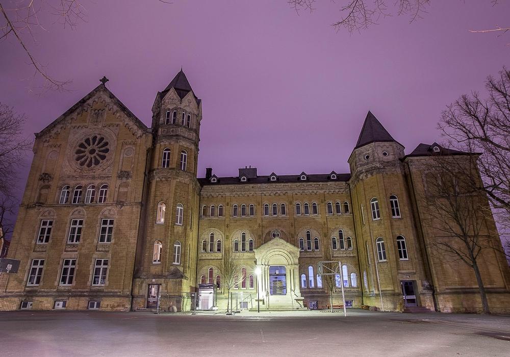 Am 16. März macht die bundesweite Debattenreihe halt im Ratsgymnasium. Foto: Alec Pein