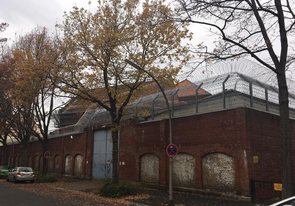 Die JVA in Braunschweig. Archivbild