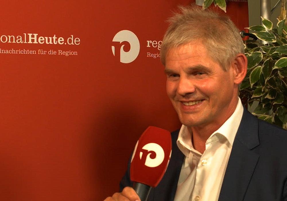 Oberbürgermeister Frank Klingebiel begrüßt die Entscheidung des VW-Konzerns. Archivfoto: regionalHeute.de