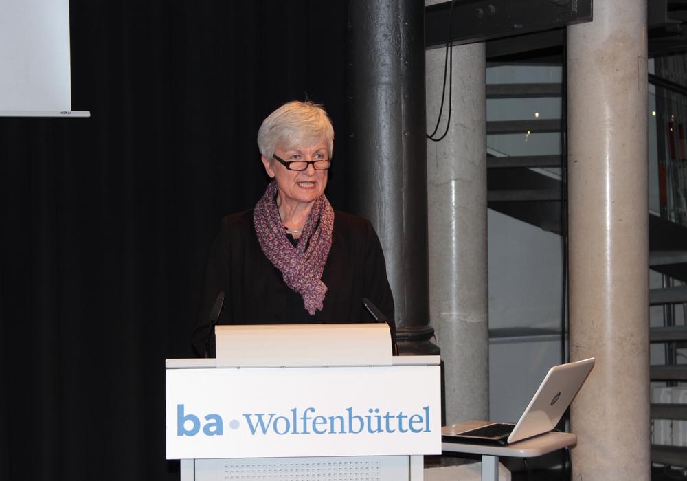 Die amtierende Landrätin Christiana Steinbrügge. (Archivbild)
