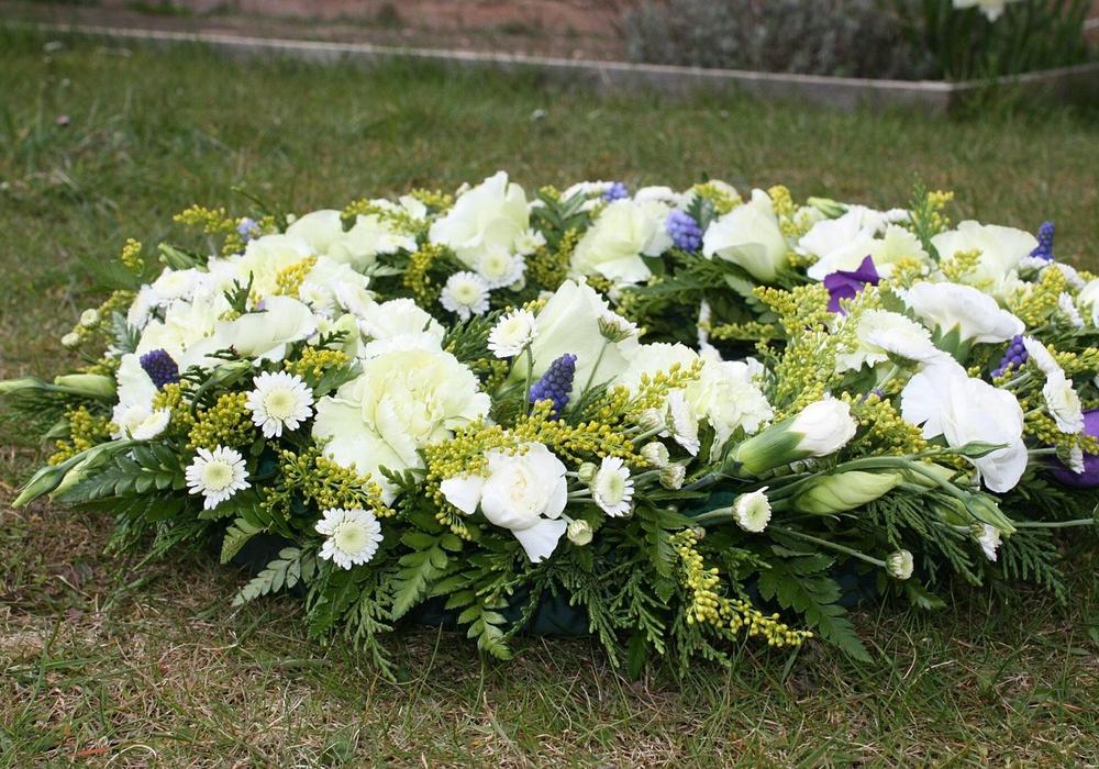 Mohrs legte einen Kranz am Grab des Ehrenbürgers nieder. Symbolbild Foto: pixabay (Public Domain)