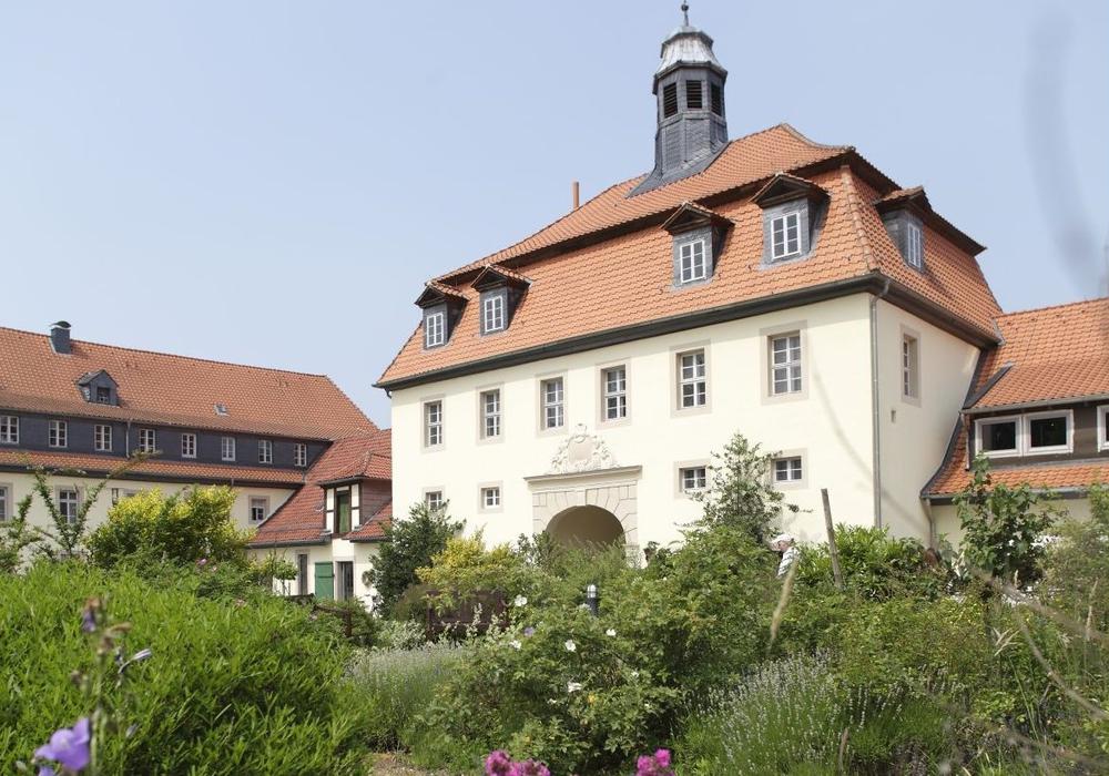 Das Rittergut Beienrode. Foto: Evangelische Stiftung Neuerkerode