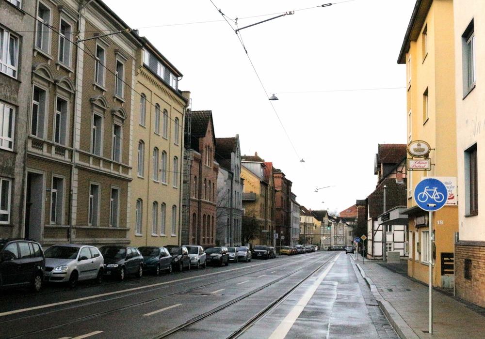 Ab Montag kommt es ab dem Leonhardplatz in Richtung Helmstedter Straße zu Änderungen im Straßenverkehr. Foto: Archiv