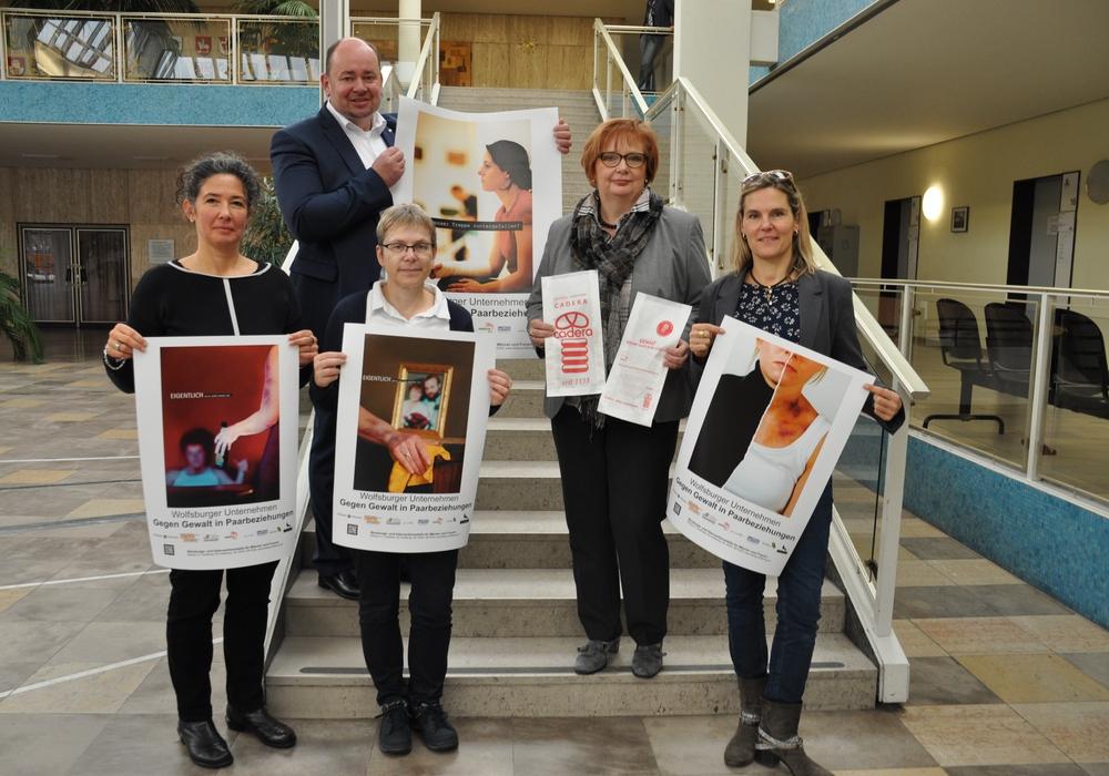Wolfsburger Geschäftsleute beteiligen sich an geplanten Aktionen. Foto: Stadt Wolfsburg