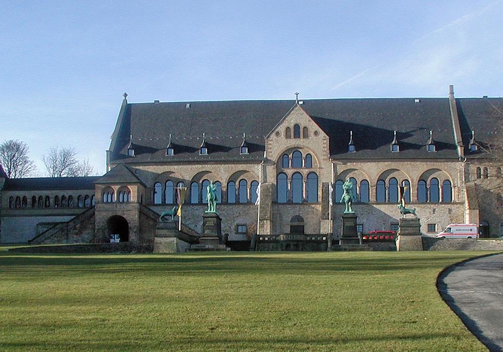 Die Auftaktveranstaltung des 56. Verkehrsgerichtstages findet traditionell in der Kaiserpfalz in Goslar statt. Foto: Kreisverkehrswacht Helmstedt e.V.