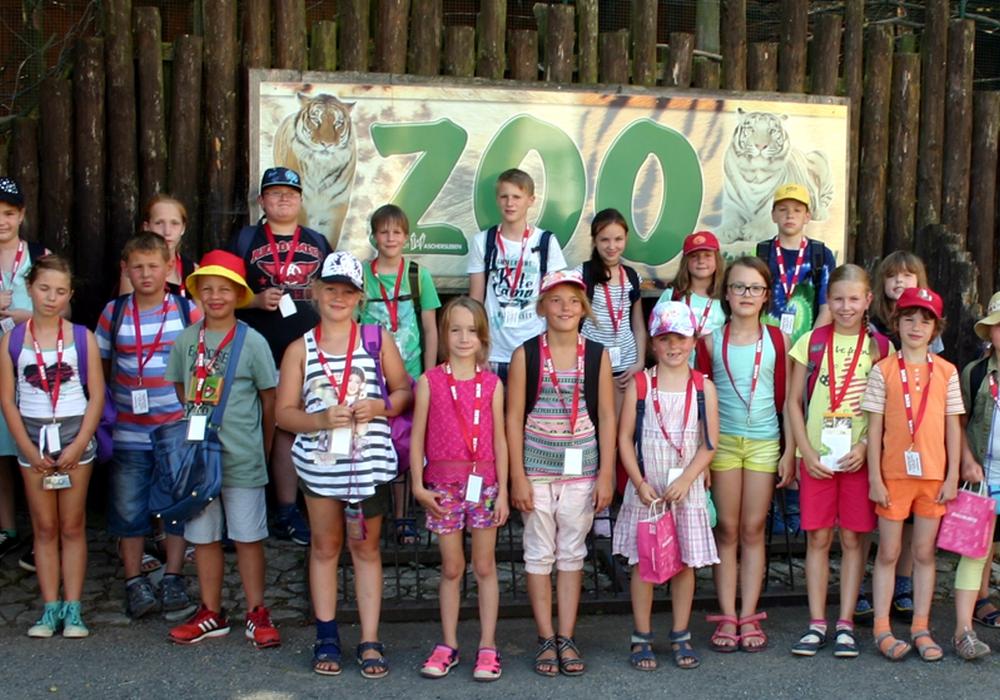 Der Jugendring Schladen Werla unternahm einen Ausflug in den Zoo Aschersleben. Foto: Peter Illner