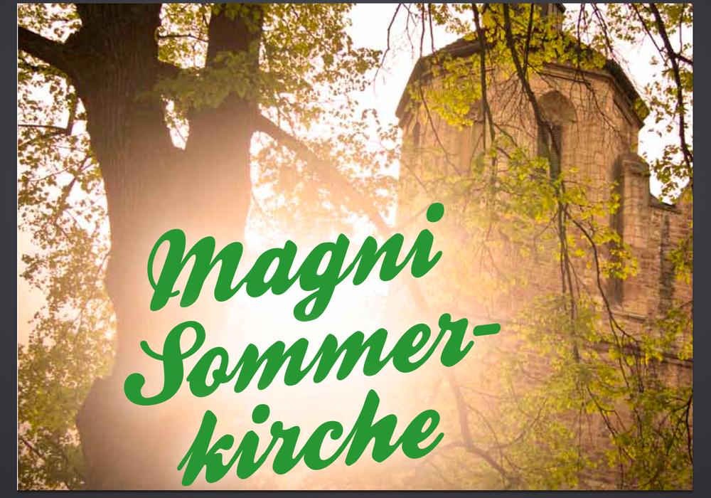 Magni musikalisch: Konzertante Abendgottesdienste in St. Magni am 17. & 31. Juli. Foto: Veranstalter