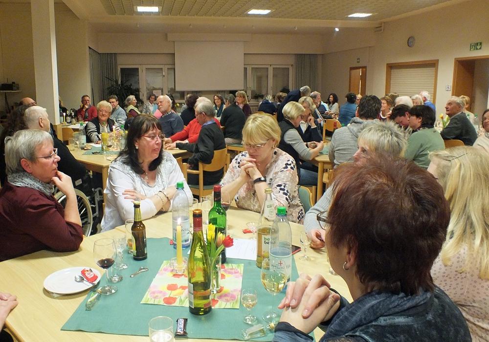 Kirchengemeinde Calixt hatte zu einem Mitarbeiterfest geladen. Foto: privat