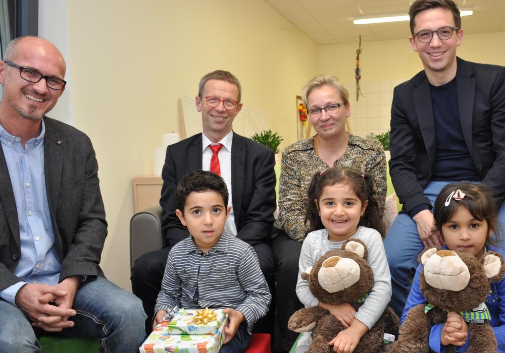 Die Stadt macht sich für die Vereinbarkeit von Beruf und Familie stark. Foto: Stadt Wolfsburg