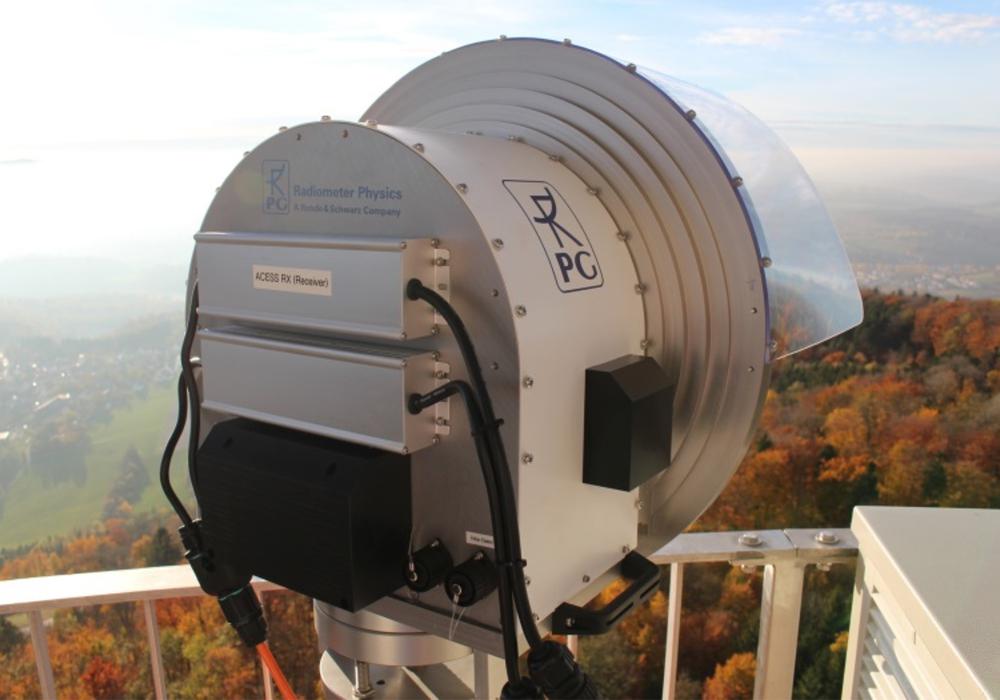 Der höhere Millimeterwellenfrequenzbereich bietet Bandbreiten mit mehrere GHz für Backhaul-und Fronthaulverbindungen bei 5G+. Foto: TU Braunschweig