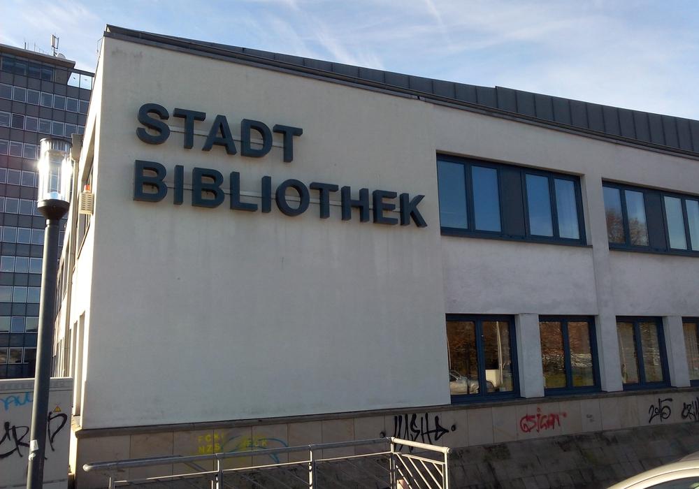 Die Stadtbibliothek in Lebenstedt. Foto: Archiv/Nicole Wiedemann