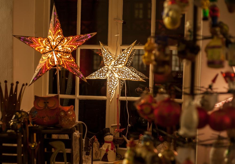 Der Helmstedter Weihnachtsmarkt startet am 1. Dezember. Archivfoto: Alec Pein