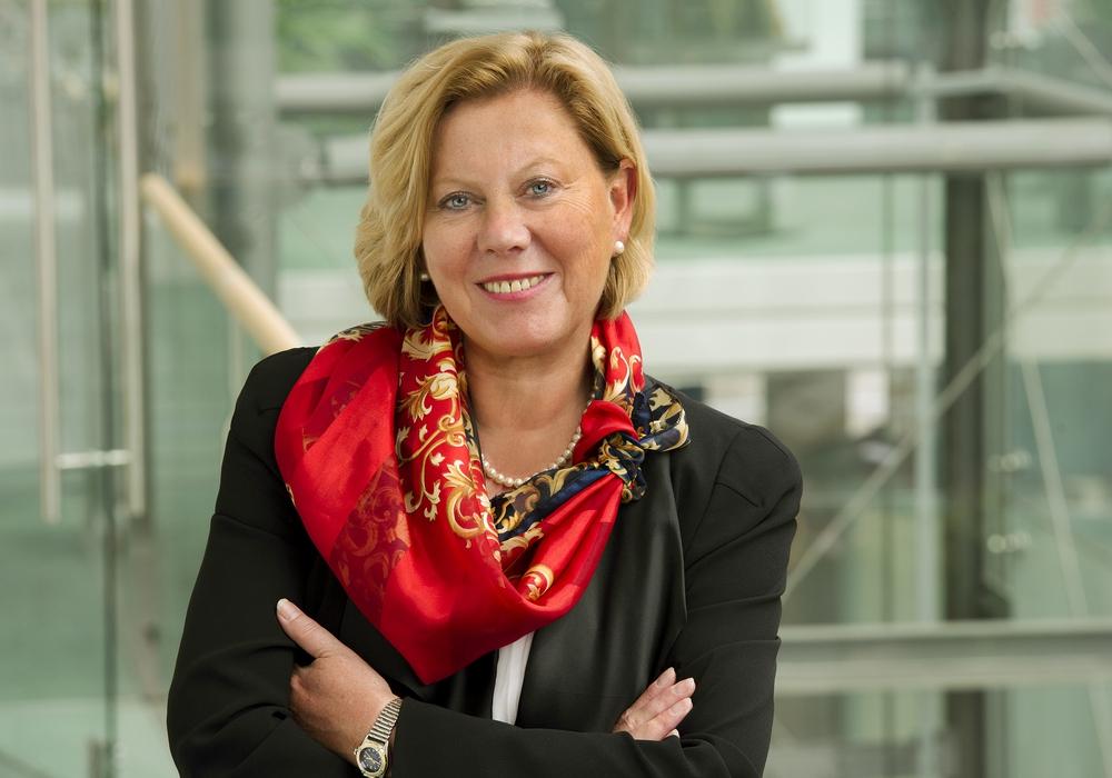 Barbara Thiel, die Landesbeauftragte für Datenschutz Niedersachsen.