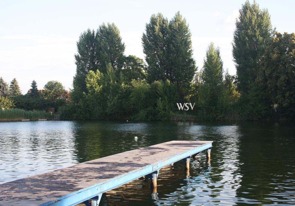 Die Sanierungs-und Bauarbeiten auf dem Gelände des  Wolfenbütteler Schwimmvereins sollen vom Landkreis mit 7.000 Euro unterstützt werden. Foto: Archiv
