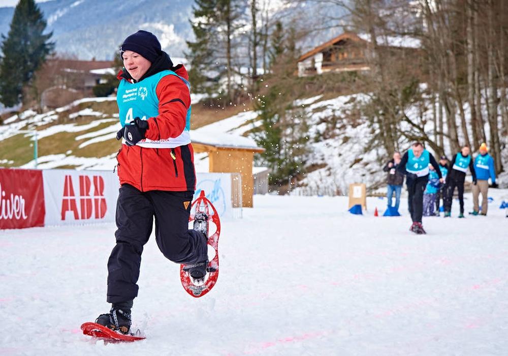 Special Olympics Deutschland in Niedersachsen e.V. veranstaltet Wintersporttag im Harz. Foto: SOD/Tom Gonsior