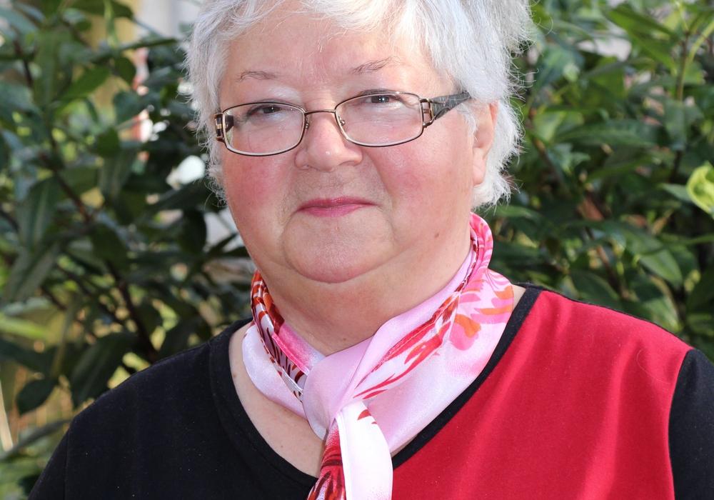 Die Künstlerin Doris Ulbrich. Foto: Dr. Fontheim