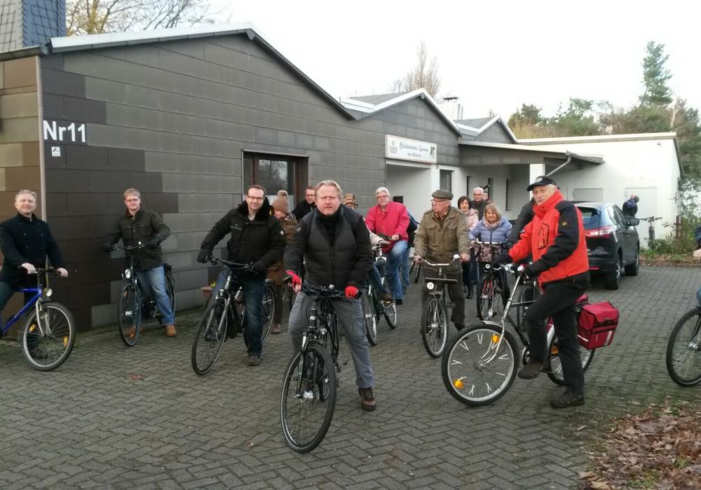 Am 3. Juni können Interessierte an einer geführten Radtour teilnehmen. Symbolfoto: Thorsten Wendt