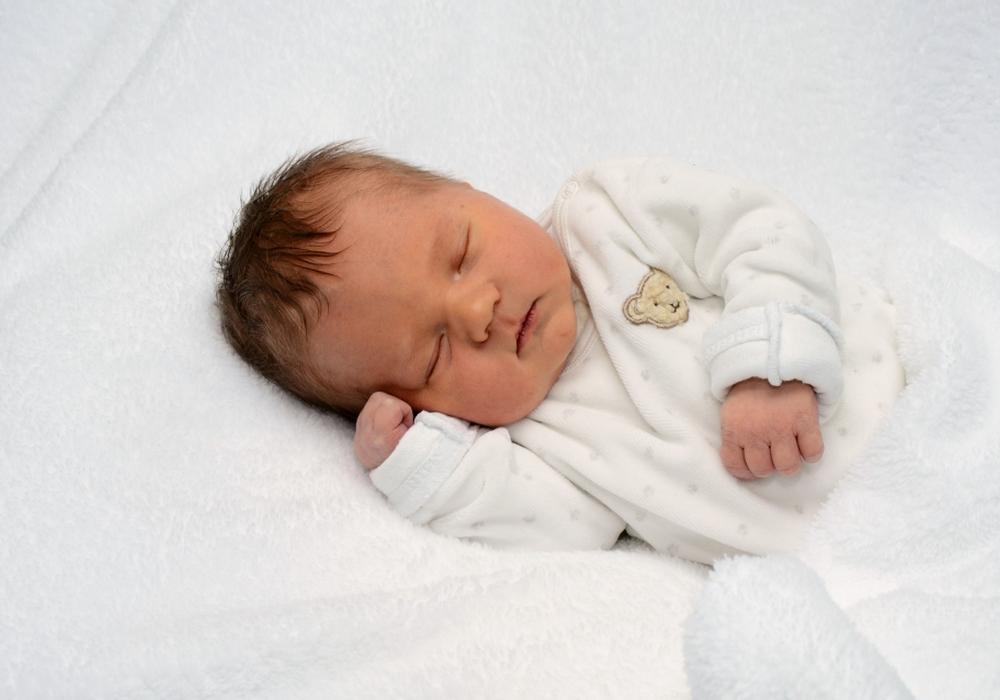 Willkommen: Leo Matti Joanovits. Foto: Babysmile24.de